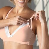 Cocoon Non-Underwired Cotton-Rich Nursing Bra