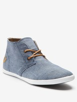 Fred Perryfred perry chambray ladies cotton moke boots