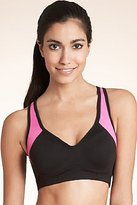 High Impact Padded Underwired Sports A-DD Bra